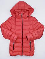 Зимняя курточка ATURE RZG-2740 146см(р) красная