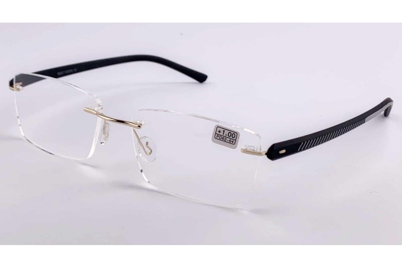 Готовые очки с линзами (+3.0)
