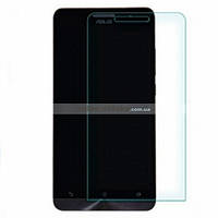 Защитное стекло 2D Прозрачное Asus Zenfone 6 (0.3 мм, 2.5D)