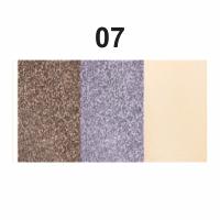 GP-845 Набір для макіяжу (пудра,тіні і рум'яна) № 07