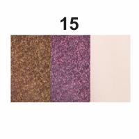 GP-845 Набір для макіяжу (пудра,тіні і рум'яна) № 15