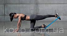 Набор Фитнес резинки ESONSTYLE из 5 лент и чехла для фитнеса, фото 3