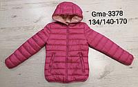 Стильная двухсторонняя куртка для девочек Glo-Story, фото 1