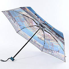 Зонт LAMBERTI женский механика 5 сложений 75116-1801