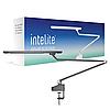 Розумна настільна лампа Intelite IDL 12W (диминг, температура) сіра