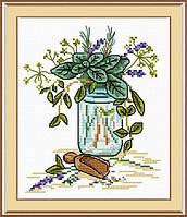 Набор для вышивки крестом М.П.Студия М-018 «Запах прованса»