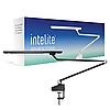 Умная настольная лампа Intelite IDL 12W (диминг, температура) черная