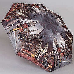 Зонт LAMBERTI женский механика 5 сложений 75325-1809