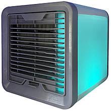"""Мобільний міні кондиціонер вентилятор Arctic Air Cooler охолоджувач повітря, зволожувач """"Арктика"""""""