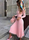 Женское Стильное платье из трикотажа, фото 10