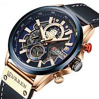 Чоловічі наручні годинники Curren Aviant, фото 1