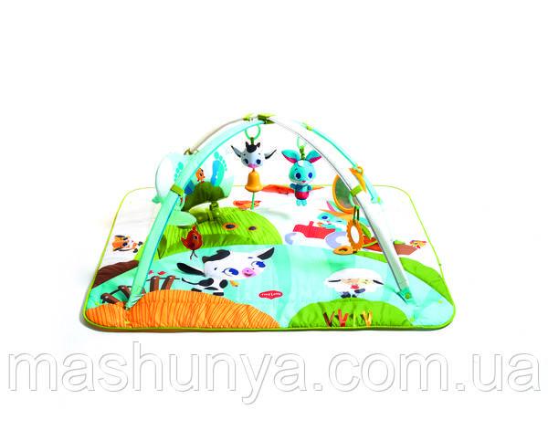 Развивающий коврик с дугами Tiny love Весёлая ферма 1206606830 Пром