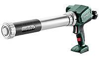 Аккумуляторный пистолет для герметика Metabo KPA 12 600 (601218850)