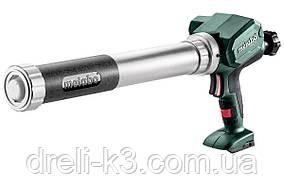 Акумуляторний пістолет для герметика Metabo KPA 12 600 (601218850)