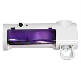 Диспенсер для зубной пасты и щеток с стерелизатором Toothbrush Sterilizer