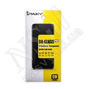 Защитное стекло APPLE iPhone 6/6S Plus iPaky (0,3мм 3D) белое