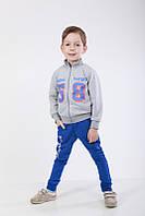 Спортивный детский костюм Атлетик для мальчика двухнитка