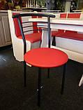 Барний стілець MARCO black, фото 2