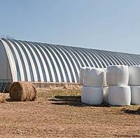 Быстровозводимые зернохранилища