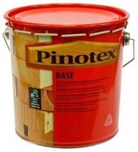 Pinotex BASE 3л Грунтовка-антисептик  , фото 2