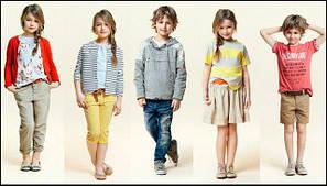 Дитячий та підлітковий одяг