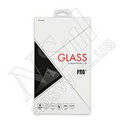 Защитное стекло APPLE iPhone X/XS Back закаленное (0.3мм, 2.5D с олеофобным покрытием)