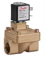 Клапана электромагнитные EV220A 32B Ду 32 NC Danfoss