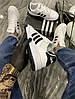 "Мужские кроссовки Adidas Forum ""White/Black"", фото 2"