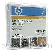 C7972A Картридж HP LTO-2 Ultrium Data Cartridge 200 ГБ многократная запись