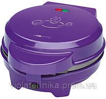 Аппарат для приготовления пончиков и кексов CLATRONIC DMC 3533 lilac, фото 2