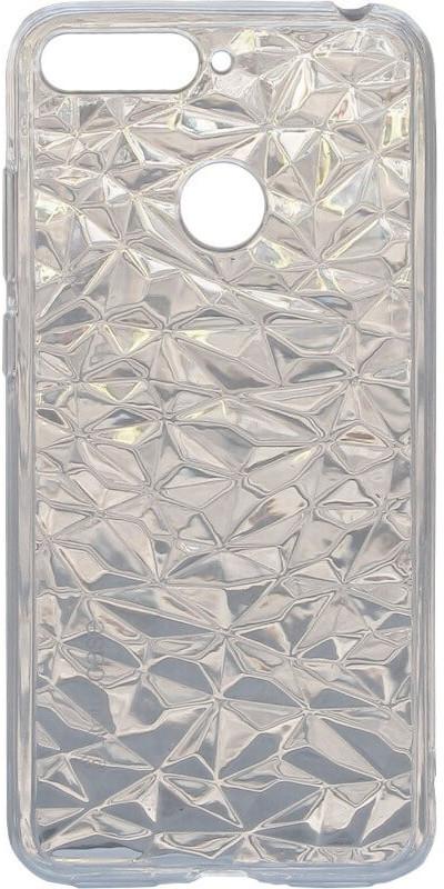 Силикон Huawei Y6 Prime (2018)/Honor7A Pro white Diamond