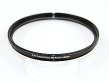 Світлофільтр EXTRADIGITAL MC16 UV 58 мм Уцінка / в магазині