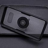 Чохол бампер Primolux Ring Magnetic Stand для смартфона Samsung Galaxy S10e (SM-G970) - Black, фото 3