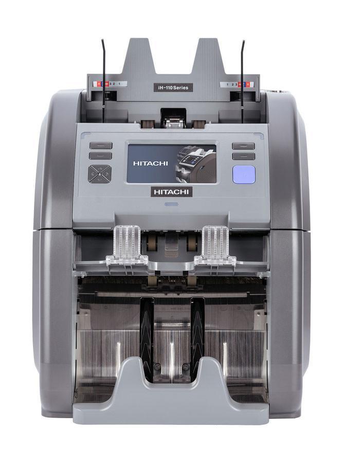 Сортировщик с определением ветхих банкнот Hitachi iH-110F