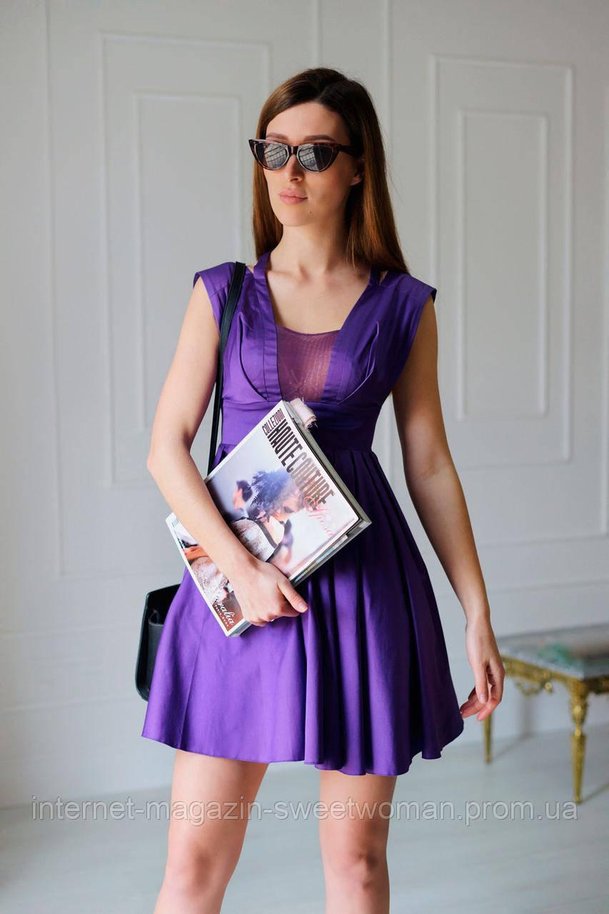 Сукня VH фіолетова