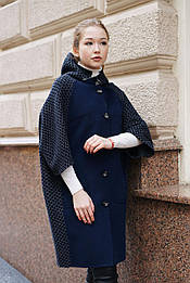 Пальто Blueberry Delcorso