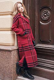 Пальто Burberry Delcorso