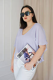 Блуза VH лілова