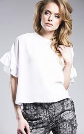Блуза VH метелик біла