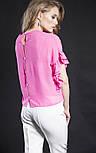 Блуза VH рожева метелик, фото 3