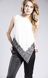 Блуза біла VH