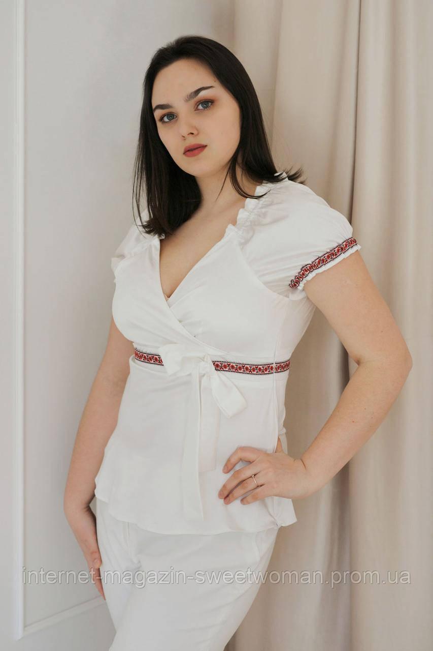 Блуза вишиванка VH