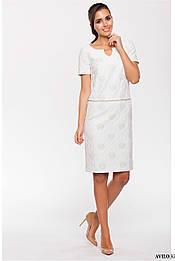 Сукня біла Avilо P&V