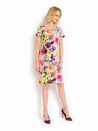 Сукня квіти з каміннями Сваровськи Liffa P&V