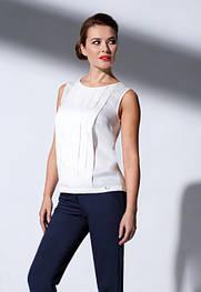 Блуза біла Damasco P&V