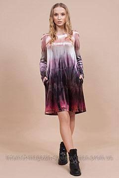 Сукня вілюрова Folklor