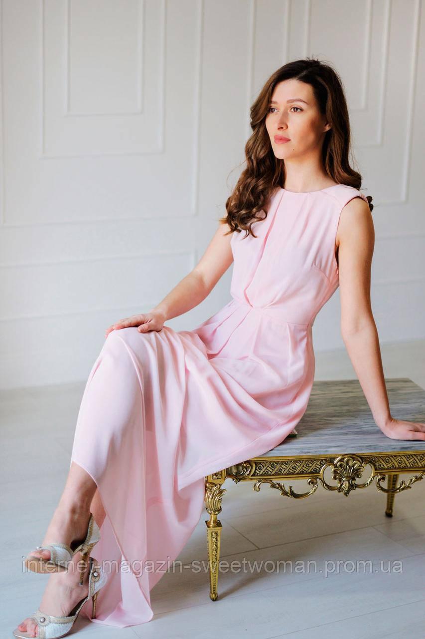 Вечірня сукня VH рожева