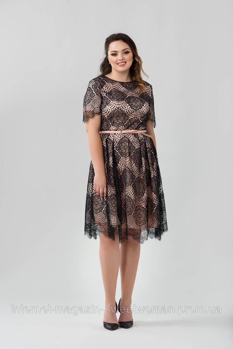 Сукня мереживо еліт VH