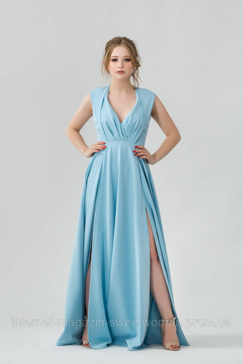 Блакитна сукня Verezhik House