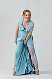Блакитна сукня Verezhik House, фото 2